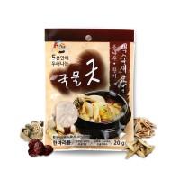 국물굿 삼계탕,백숙용 재료