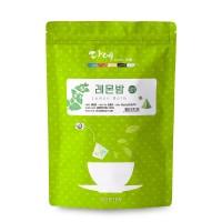 레몬밤-지퍼백50T